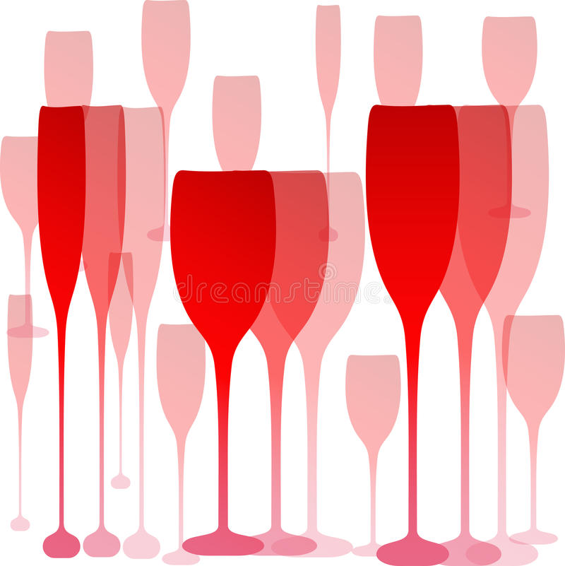 Download Vector tableware glass stock vector. Illustration of flute - 35749353