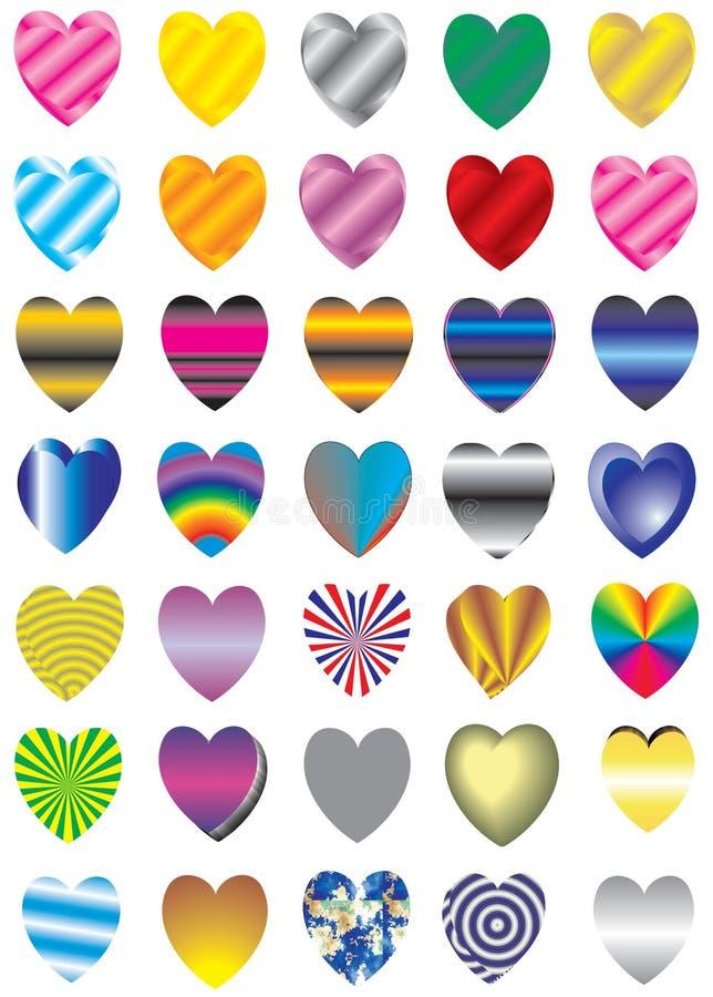 Vector, tarjeta del día de San Valentín, decoración, ornamento, pétalo, amor, illustrati libre illustration