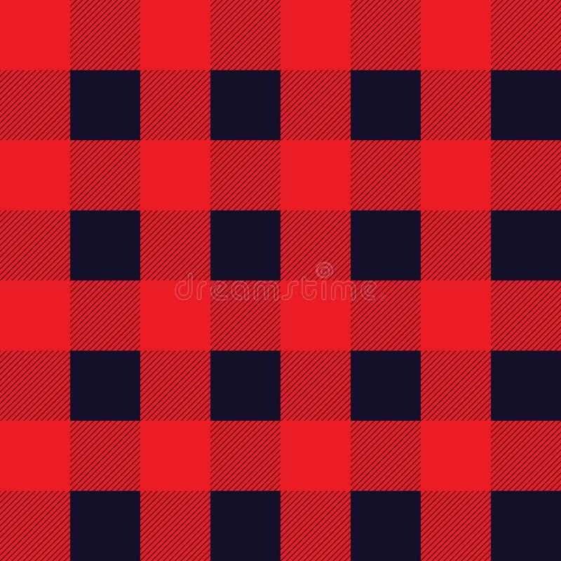 Vector tartan seamless pattern vector illustration