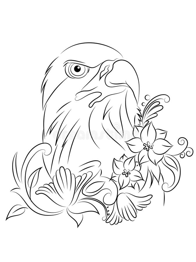 Coloring: 21 Incredible Cartoon Eagle Coloring Pages Image Ideas ... | 900x675