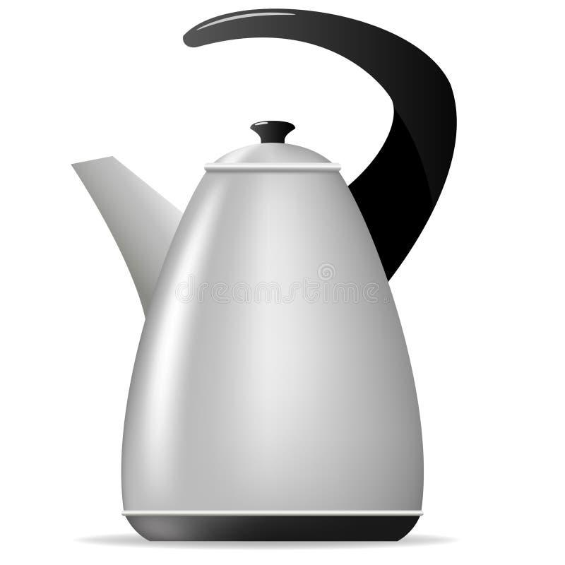 Download Vector Tea kettle stock vector. Illustration of beverage - 19554701