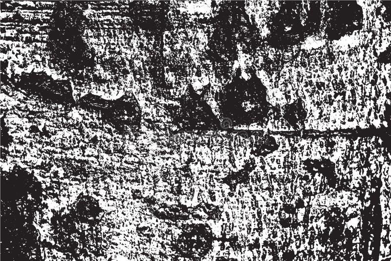 Vector a textura de madeira ilustração do vetor
