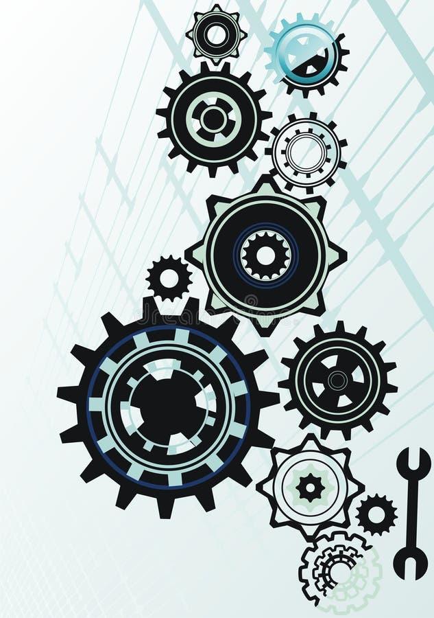 Vector toestelleninzameling stock illustratie