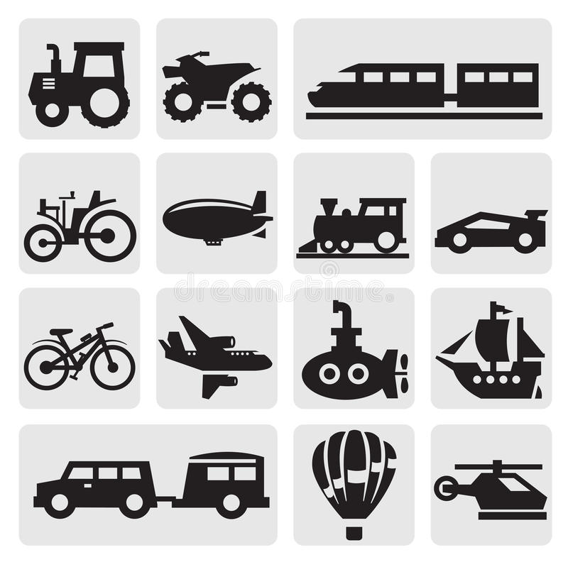 Download Vector Transportation Royalty Free Stock Images - Image: 26369709