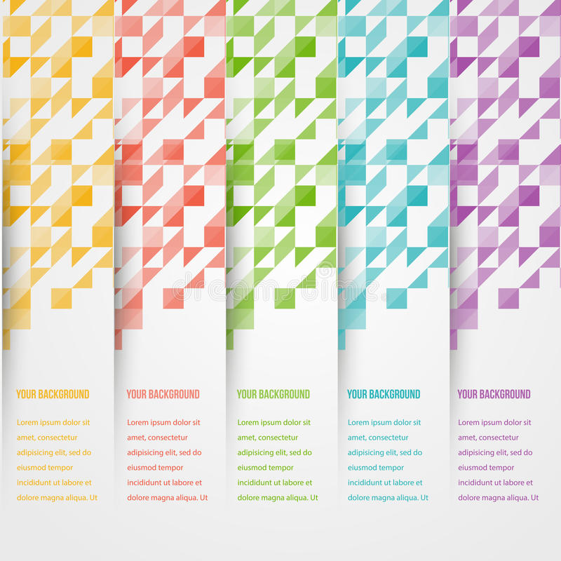 Free Vector Triangle Color 2 5.02.14 Stock Photography - 40867072