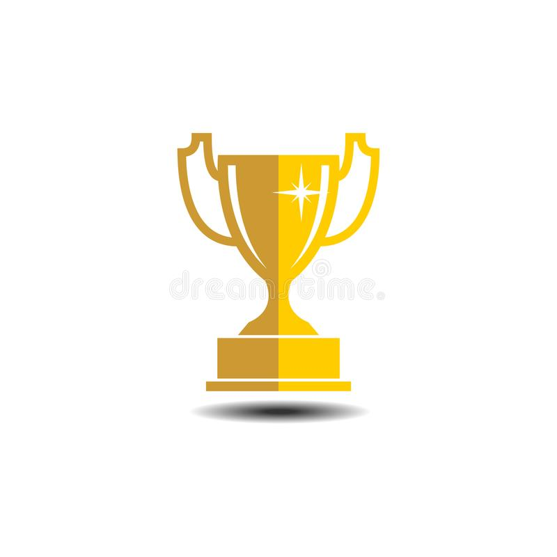 Download Vector Trophy Illustration Stock Of Award