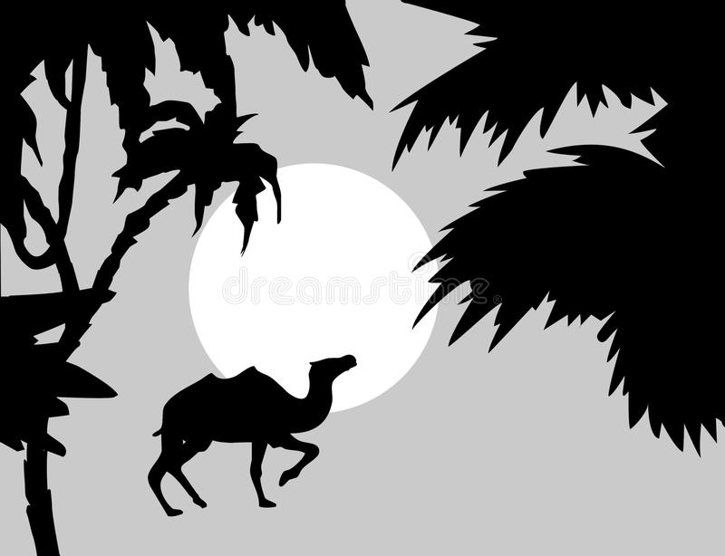 Download Vector  Tropical Landscape Royalty Free Stock Photo - Image: 16291505