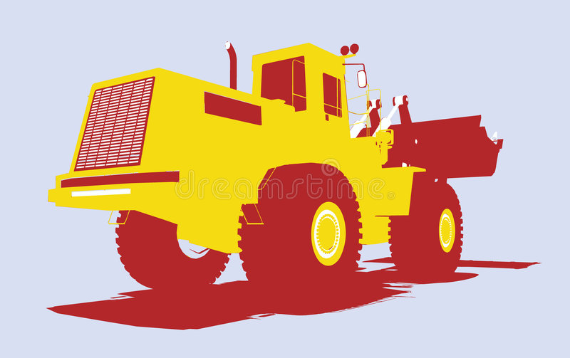 Vector utility vehicle back