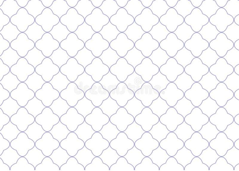 vector van geomatric patroonachtergrond stock illustratie