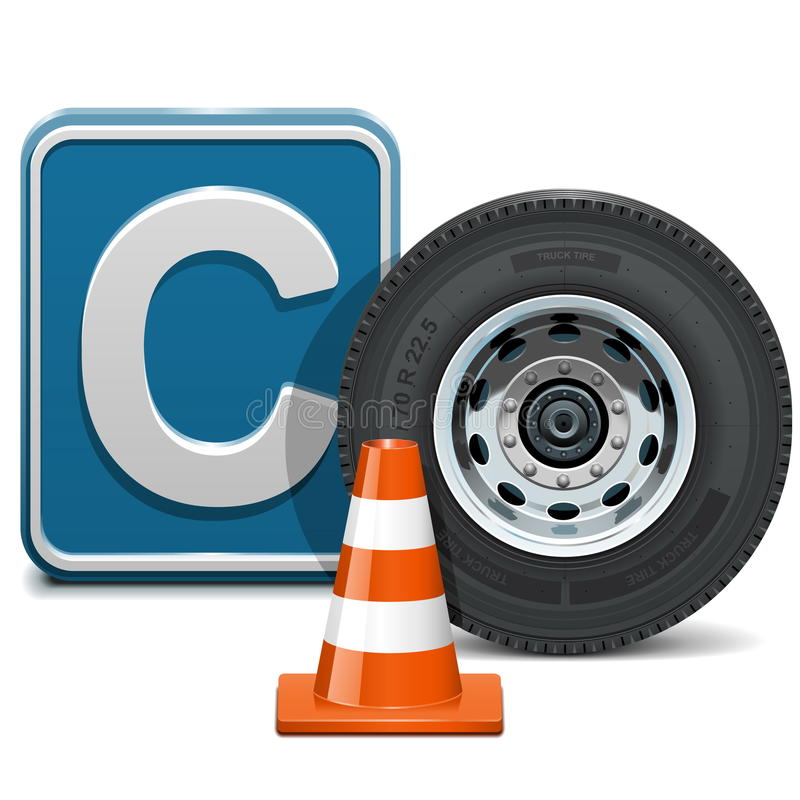 Download Vector Vehicle Category C stock vector. Image of race - 37553823