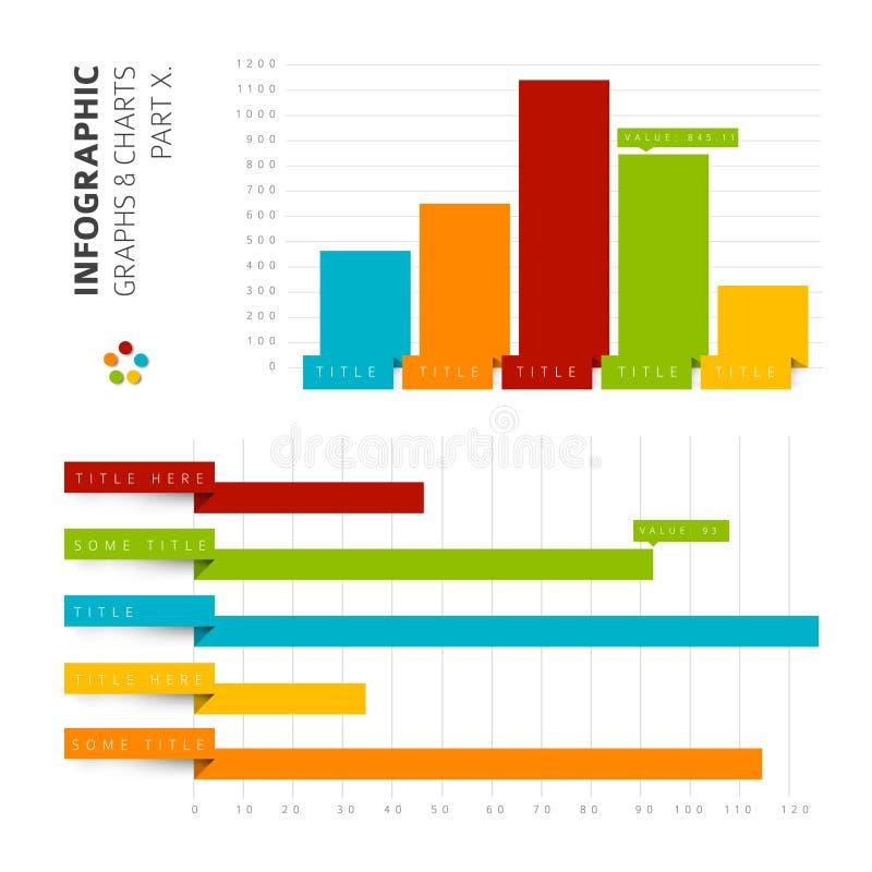 Vector vlakke ontwerp infographic elementen vector illustratie