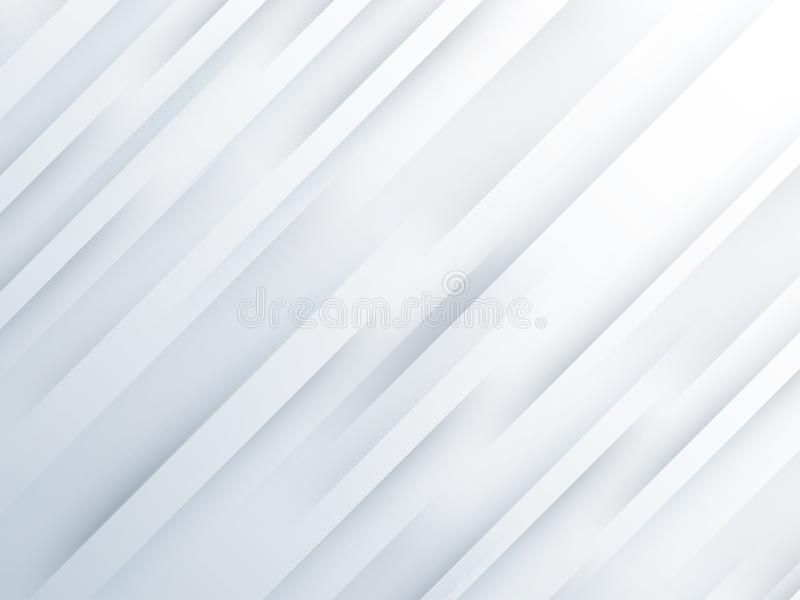 Vector white background abstract lines. vector illustration