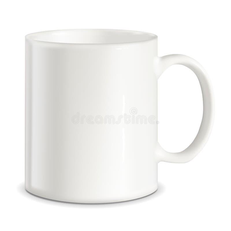 Free Vector White Mug Stock Image - 30865601