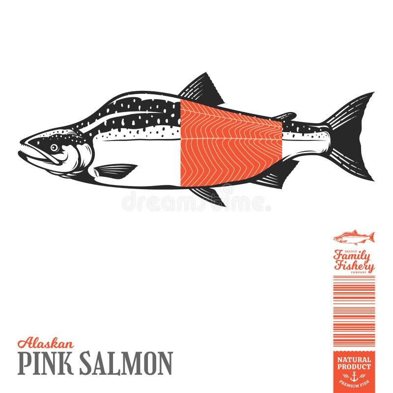 Wild Salmon Stock Illustrations 4 370 Wild Salmon Stock Illustrations Vectors Clipart Dreamstime