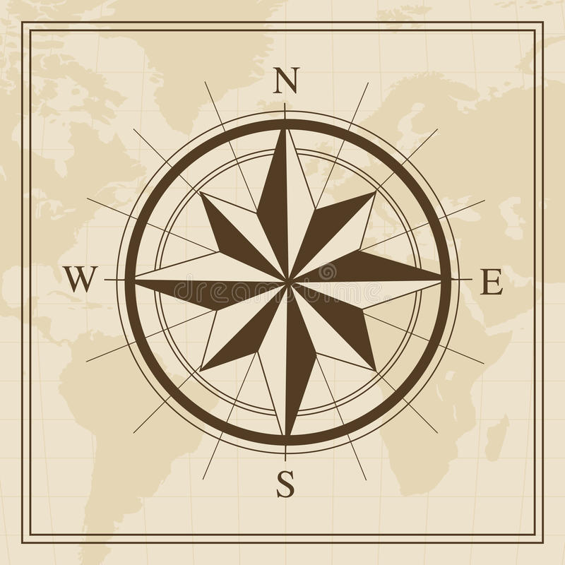Vector wind rose on a world map background stock photo image download vector wind rose on a world map background stock photo image 69815048 gumiabroncs Choice Image
