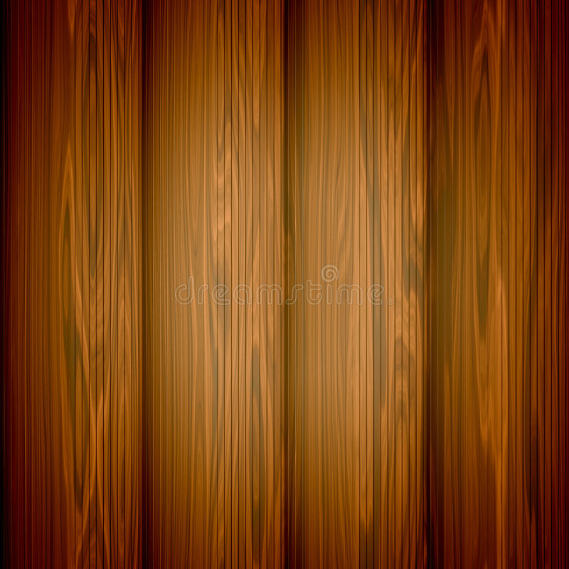 Vector Wood Background vector illustration