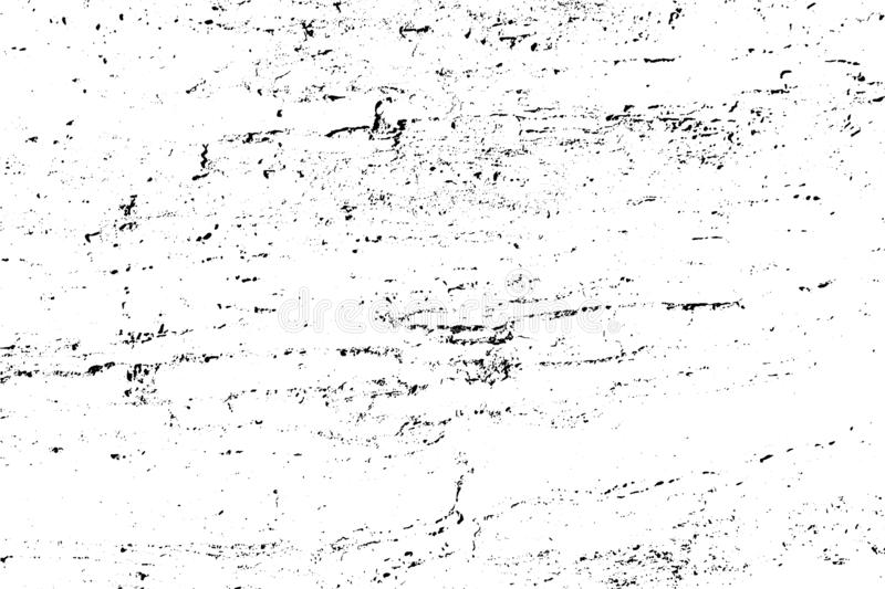 Vector wood texture. Abstract background, old tree surface. stock photography