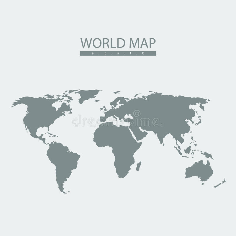 Vector world map atlas stock vector image of globe info 50095332 download vector world map atlas stock vector image of globe info 50095332 gumiabroncs Images