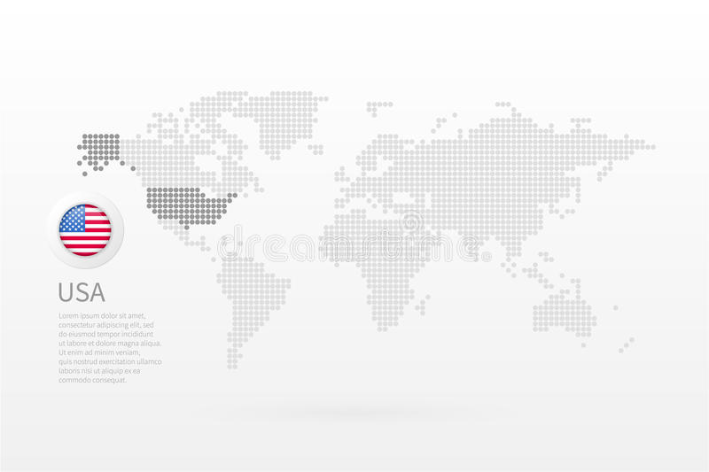 Vector World Map Infographic S...