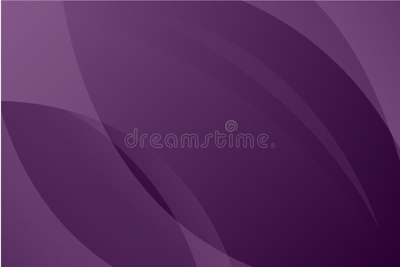 Vectores abstractos púrpuras del fondo ilustración del vector
