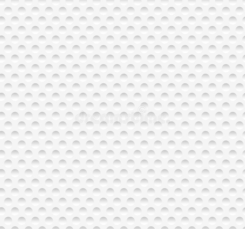 Vectorgolfachtergrond vector illustratie
