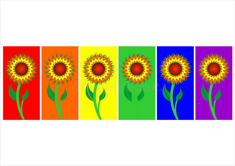 Download Vectorial flower pattern stock vector. Image of graphic - 1606399