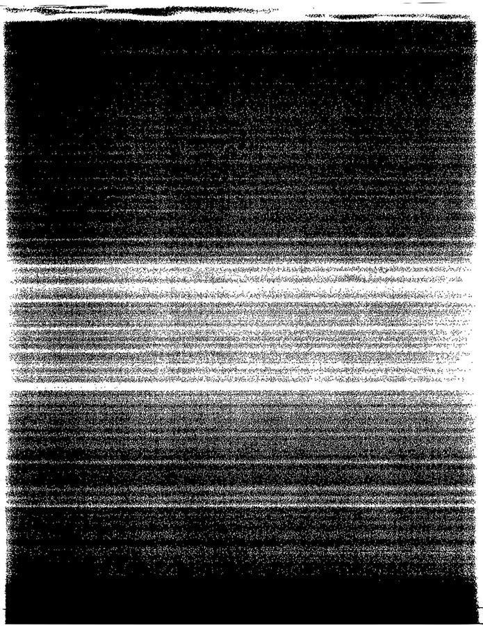 Vectorized Photocopy Texture royalty free illustration