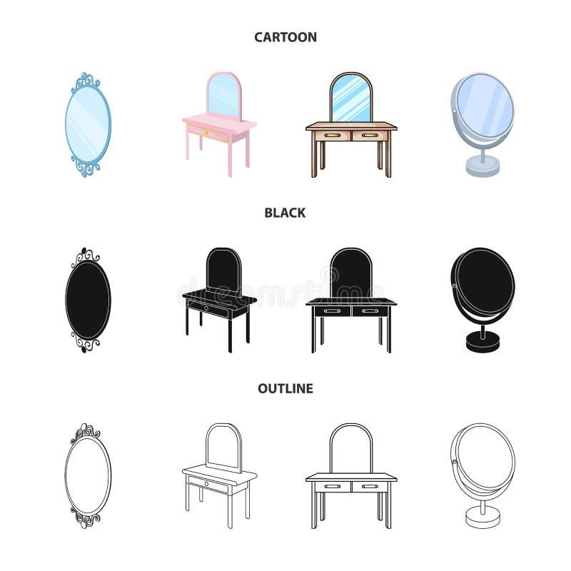 Vectorontwerp van beeldspraak en decoratief pictogram Inzameling van beeldspraak en zilveren voorraadsymbool voor Web vector illustratie