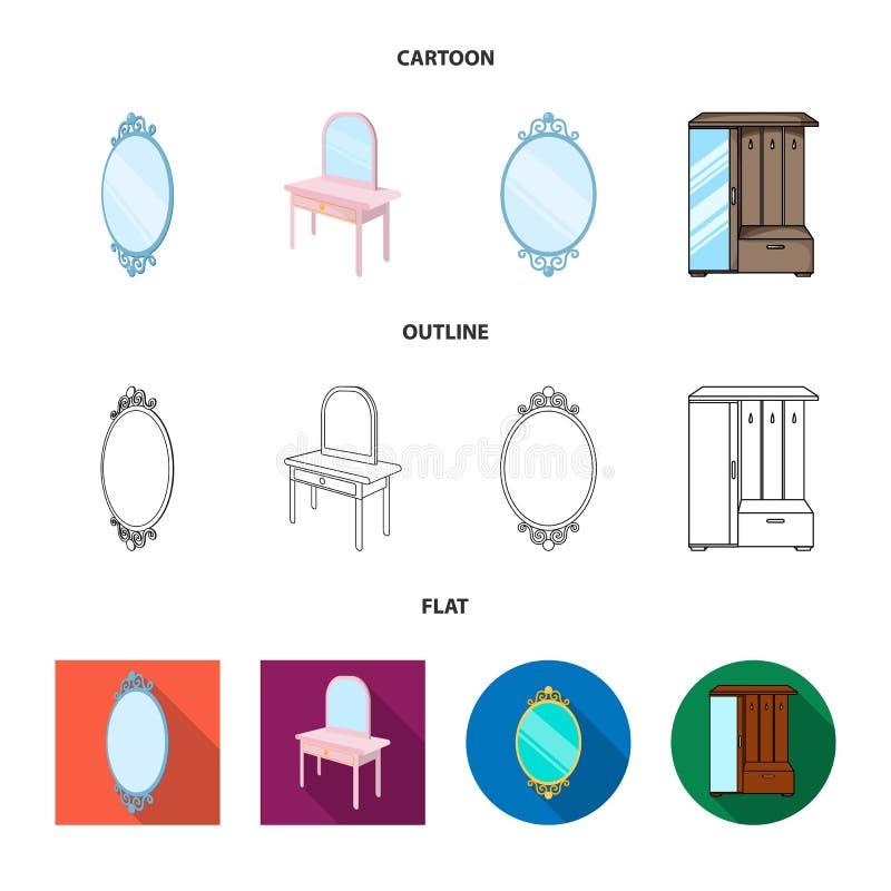 Vectorontwerp van beeldspraak en decoratief teken Reeks van beeldspraak en zilveren voorraad vectorillustratie vector illustratie