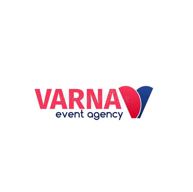 Vectorpictogram voor gebeurtenisagentschap vector illustratie