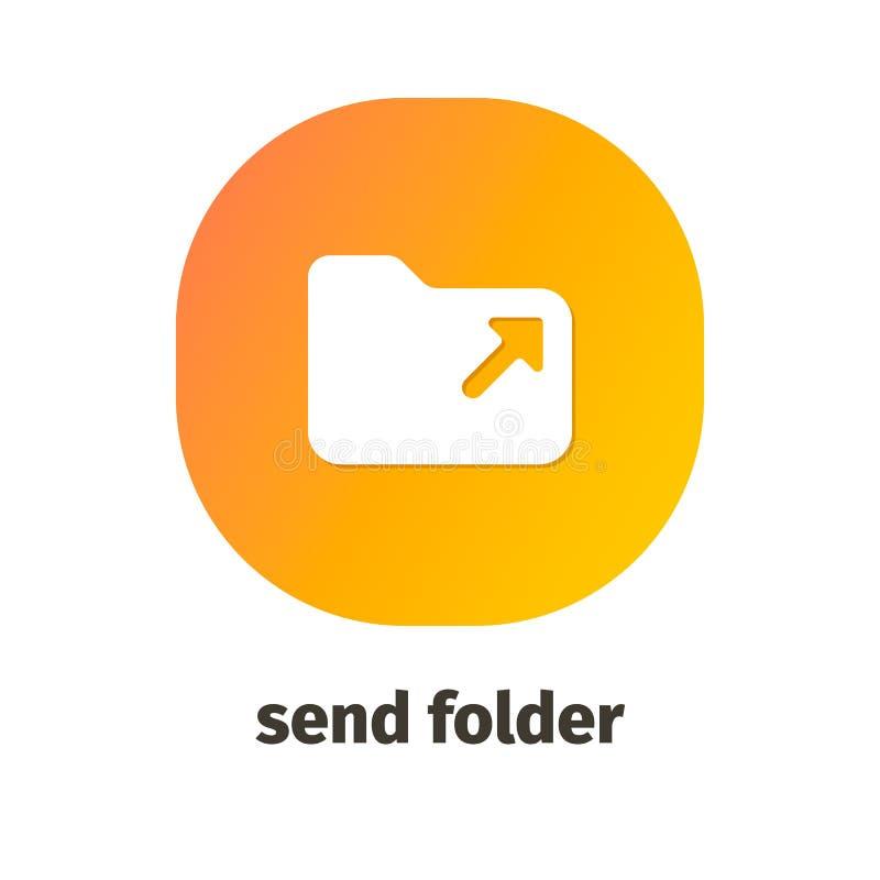 Vectorpictogrammen voor Web en Mobiele Toepassingen stock illustratie