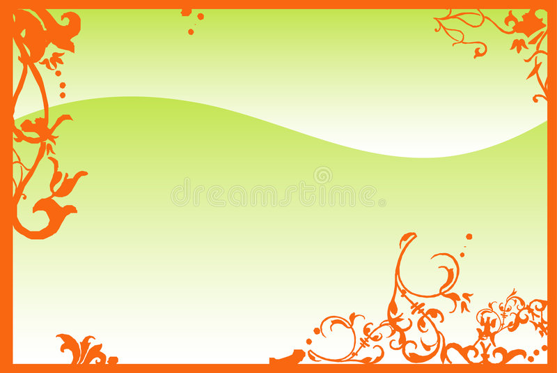 Download Vectors asia style Panel stock vector. Image of leaf, background - 2441589