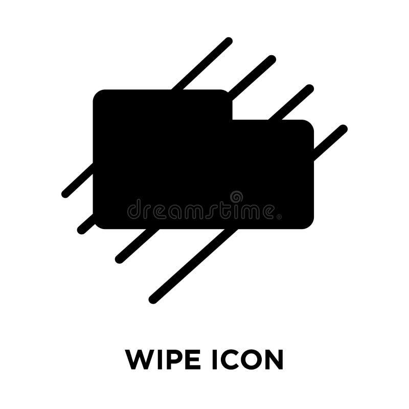 Veeg pictogramvector af op witte achtergrond, embleemconcept wordt geïsoleerd van W dat vector illustratie