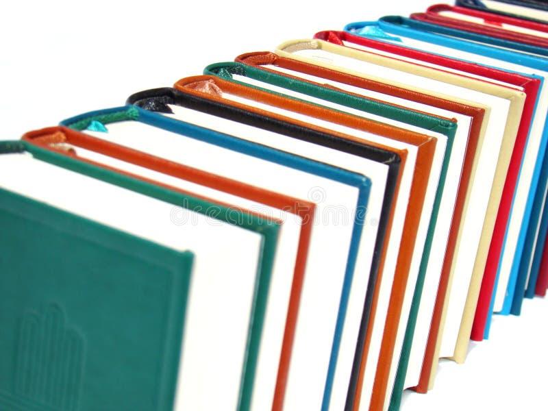 Veel boeken! stock afbeeldingen