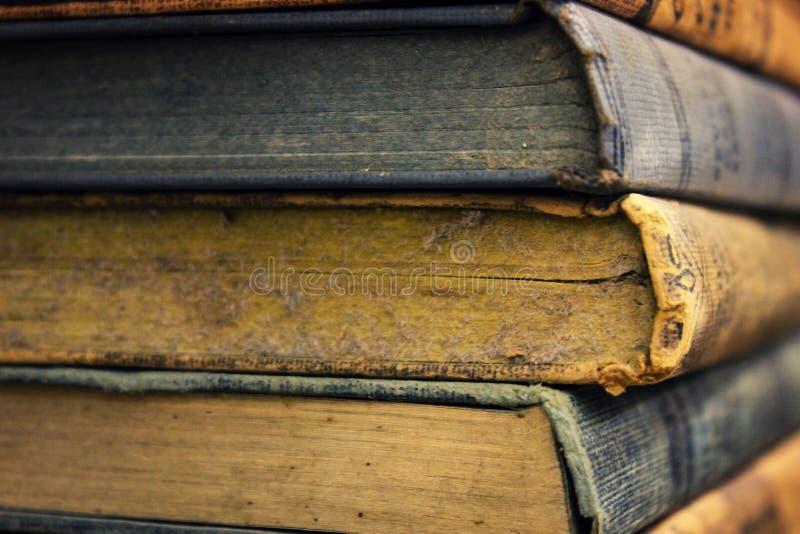 Veel boeken royalty-vrije stock afbeeldingen