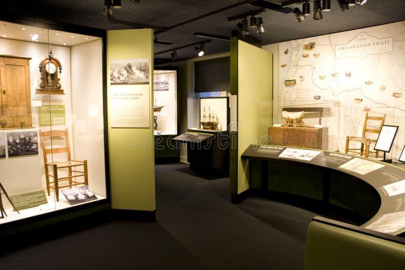 Museum van Geschiedenis en Industrie royalty-vrije stock afbeelding