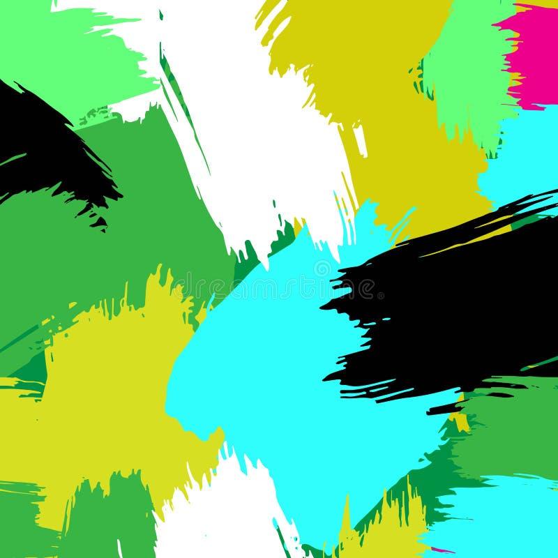 Veelkleurig Autumn Background Goed voor ontwerp uw aanbieding van de dalingsverkoop Retro uitstekend de jaren '80 of jaren '90 ab vector illustratie