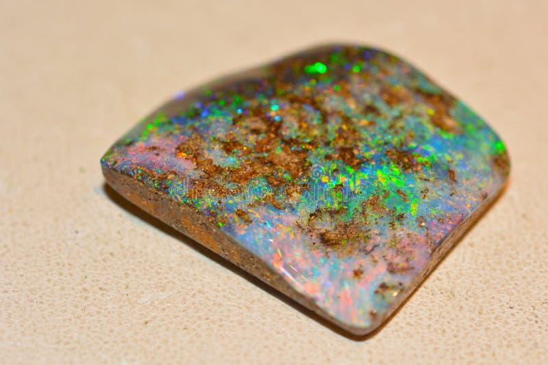 Veelkleurig opaal royalty-vrije stock foto's