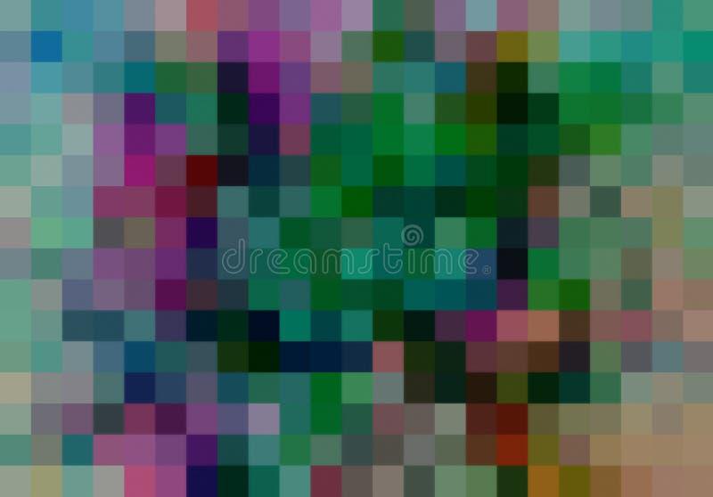 Veelkleurige Achtergrond vector illustratie