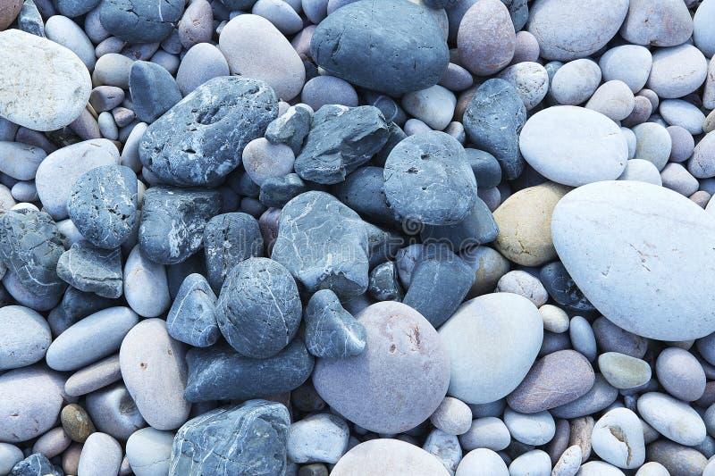 Veertig schaduwen van blauw stock afbeeldingen