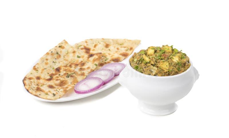 Veg Jaipuri curry fotografering för bildbyråer
