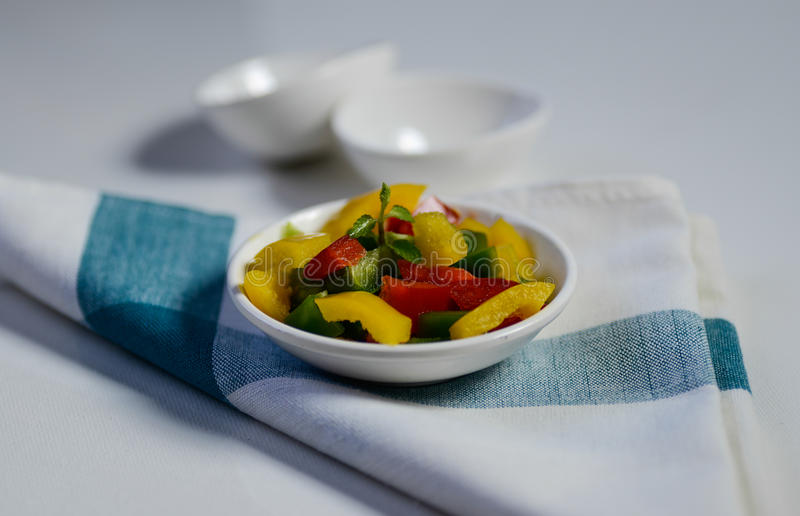 Veg Salat stockfotos