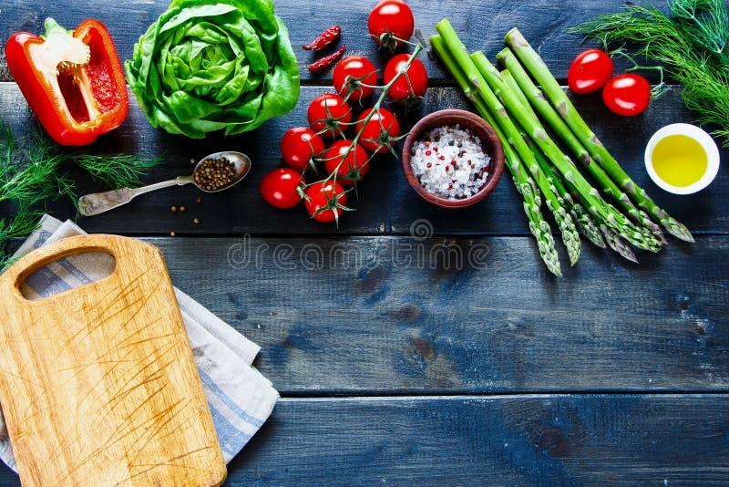 Vegan и варить диеты стоковые изображения