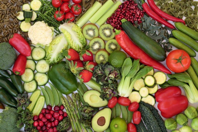 Vegan Health Food stock images