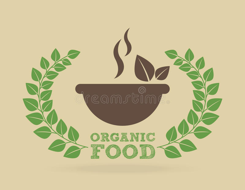 Vegan menu. Design, vector illustration eps10 graphic vector illustration