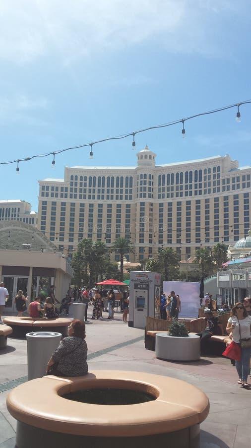 Vegas dag fotografering för bildbyråer