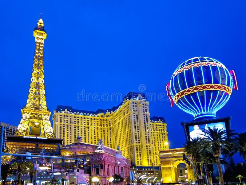 Vegas, lasy zdjęcia royalty free