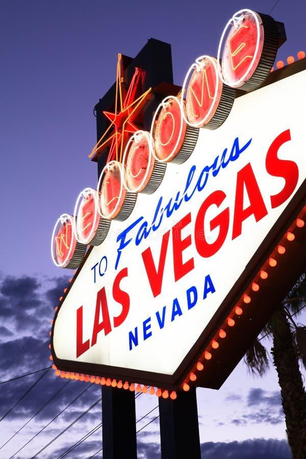Vegas van Las stock foto's