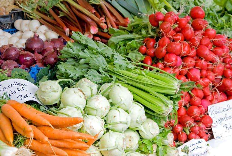 Vegetabes fotografia stock
