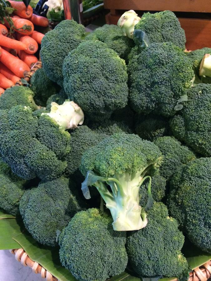 Vegetable брокколи стоковая фотография